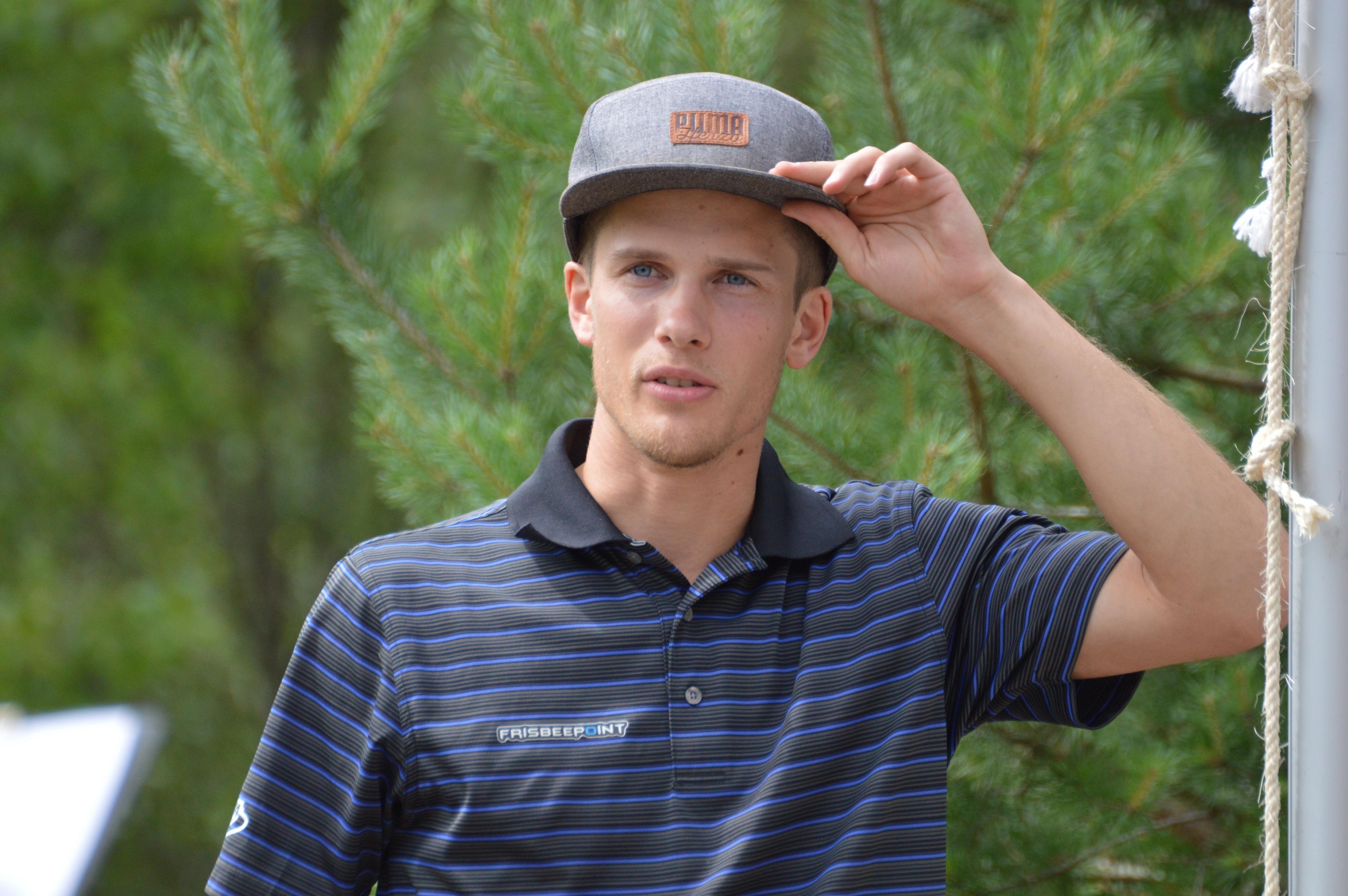 Jalle Stoor voitti 2014 Meri-Toppilassa SM-kultaa. Kuva: Kari Toivonen / SM2016