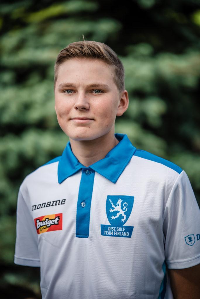 Mikael Hakala. Kuva: Eino Ansio / EDGC