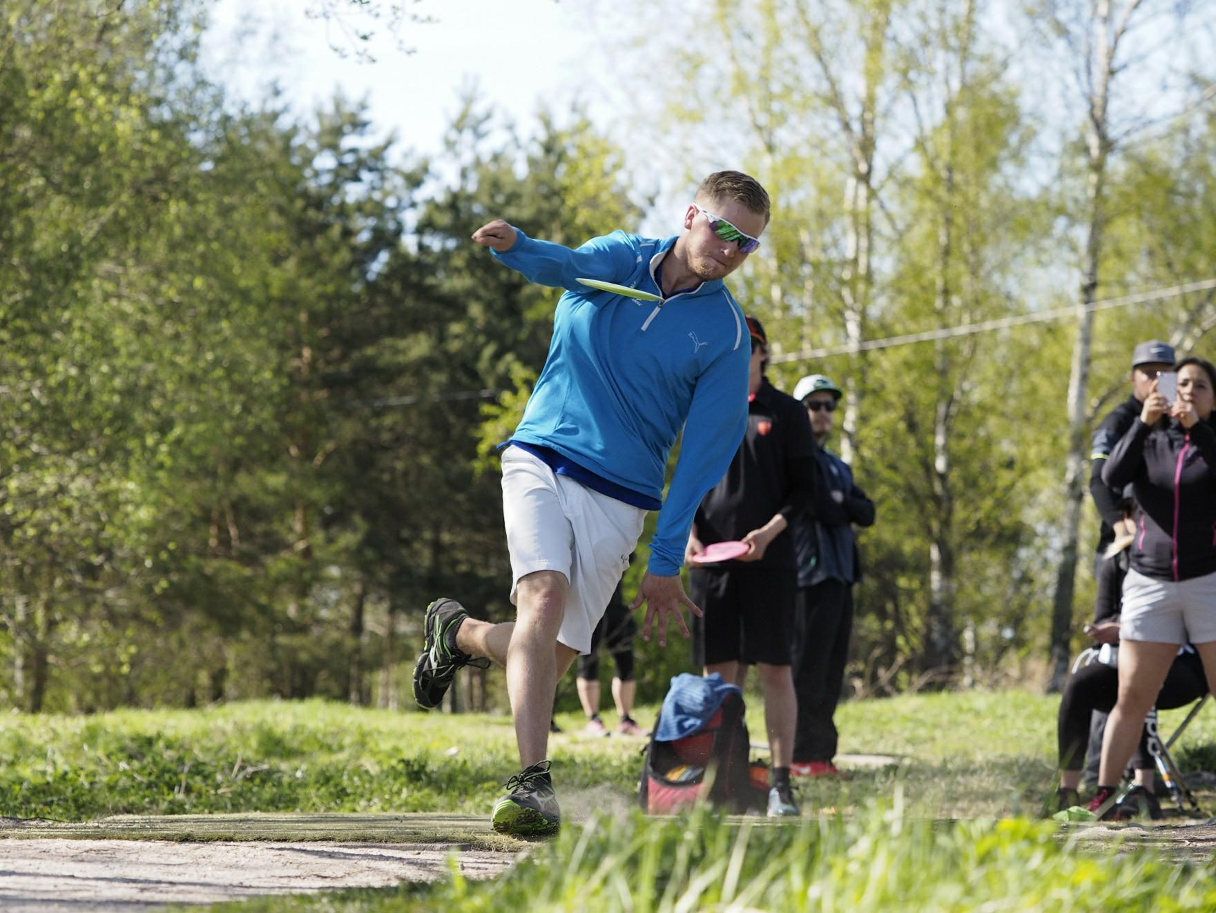 Seppo Paju. Kuva: Timo Toivonen /Talin Tallaajat